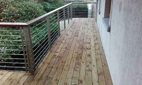 Decking Projects/ Eire Landscaping